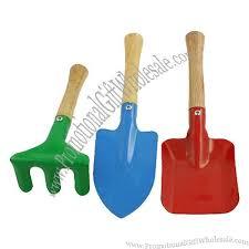 custom wooden handle plant garden tools