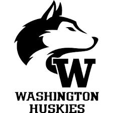 Amazon Com Tdt Printing Custom Decals Washington Huskies Vinyl Decal Sticker For Car Or Truck Windows Laptops Etc Automotive