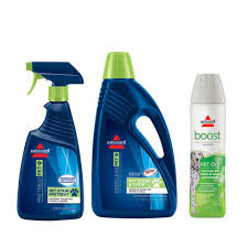 bissell oxy boost carpet cleaning