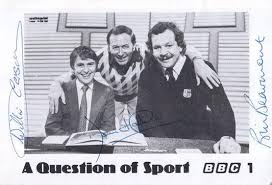 willie carson bill beaumont a question