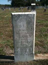 Martha Adeline Andrews Holmes (1823-1884) - Find A Grave Memorial