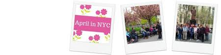 april in nyc