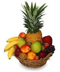 premium fruit basket gift basket in new