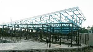Multi Roof Truss & Batten - Powin Steel Industries Sdn.
