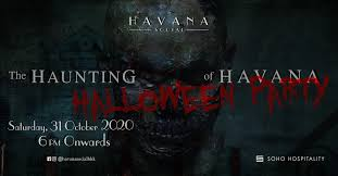 The Haunting of Havana: A Halloween Party | Havana Social