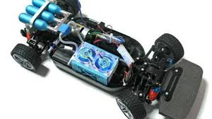 hydrogen fuel cell radio controlled car