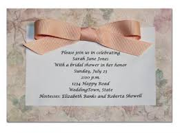unique bridal shower invitations