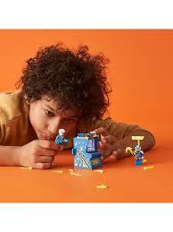 LEGO Ninjago 71715 Jay Avatar Arcade Pod in 2020