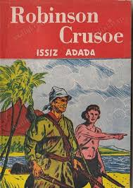 Robinson Crusoe: Issız Ada - DANIEL DEFOE | Nadir Kitap