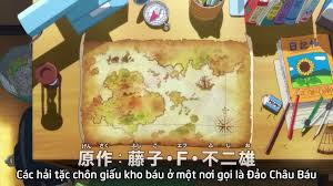 Phim Doraemon: Nobita Và Đảo Giấu Vàng Doraemon Movie 38: Nobita's ...