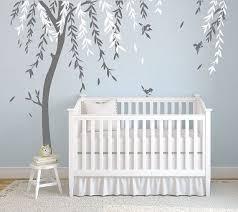 Baby Boy Nursery Ideas Stick On Wall Art Tree Decals For Walls Etsy Baby Room Design Nursery Wall Decals Baby Room Decor