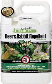 Liquid Fence Liquid Fence Deer Rabbit Repellent Gallon Rtu Sale Reviews Opentip
