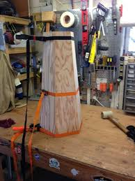 wooden lighthouse plans