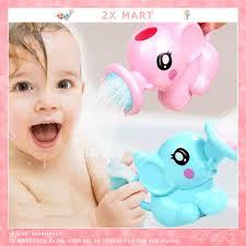 Đồ chơi nhà tắm Vòi hoa sen Con voi Phun nước cho bé. Hỗ trợ phát ...