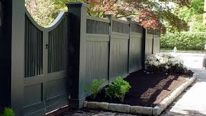 New England Woodworkers Custom Fence Company For Picket Fences Privacy Gardening At Repinned Net