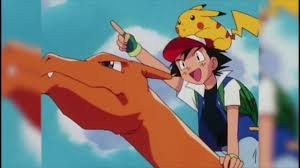 Adventures with Ash and Charizard! - YouTube