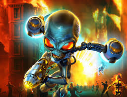 Destroy All Humans Review - Two Arms, Two Legs, And An Attitude - GameSpot