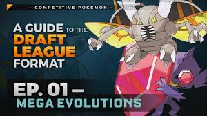 TOP 5 MEGA EVOLUTIONS - Competitive Pokemon - A Guide to the Draft ...