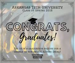 Congrats To Our Arkansas Tech University Textbook Brokers Russellville Facebook