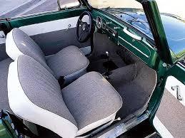 1978 vw super beetle convertible seat