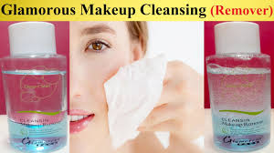 makeup remover face cleansing
