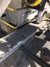 Inclined Screw Conveyor for Conveying Wood Ash at West Fraser Lumber Mill  in Leola, AR