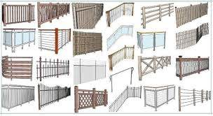 Sketchup Instant Fence And Railing Plugin