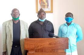 Guiné-Bissau: Vladimir Deuna recém-regressado ao PAIGC pede renúncia do  líder do partido – CAPITAL NEWS