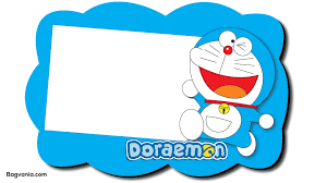Free Printable Doraemon Birthday Invitations Doraemon Gambar Kartu