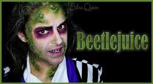 beetlejuice makeup tutorial silvia quirós