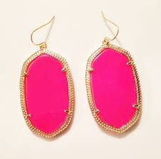 kendra scott inspired earrings