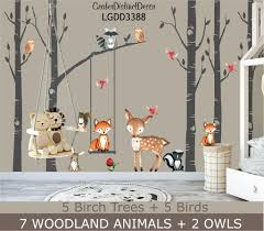 Levtex Owl Wall Decal Tags Kinetic Wall Art Custom Made Sticker Decorations For Design Tree Decal Uk Baby Room
