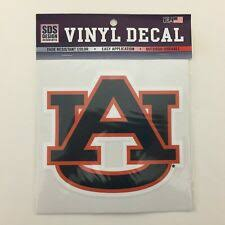 Auburn Decal Ebay