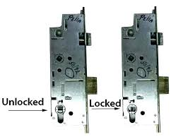 lock for storm door pella locks 3