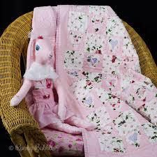 love patchwork quilt nursery set
