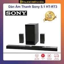 Loa Soundbar Sony HT-RT3 - Dàn âm thanh 5.1 Công Suất 600W - Hàng chính  hãng Sony Việt Nam