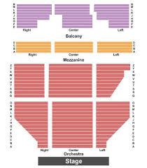fox theatre ca seating chart