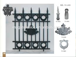 Yishujia Factory Decorative Aluminum Fancy Fence Panels Aluminium Fence And Gates Designs Buy Aluminium Fence Fancy Fence Panels Aluminium Fence And Gates Product On Alibaba Com