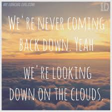 One Direction Four - Clouds - Wattpad