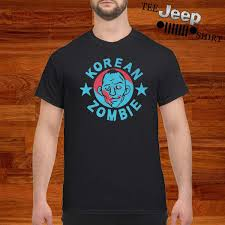 Korean Zombie 2020 Shirt – teejeep