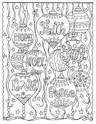 Christelijke Kerst Kleurplaat Pagina Volwassen Digitale Etsy