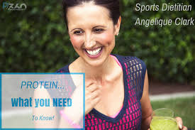 Protein 101 with Angie Clark | Perform 360