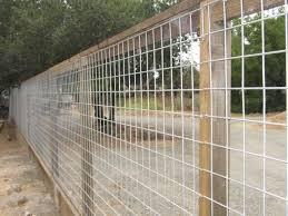 Fencing Wozani Farm