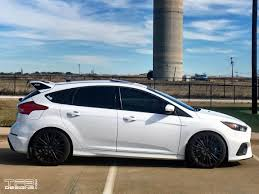 Spoiler Side Decals 2012 2018 Ford Focus Rs Tfb Designs