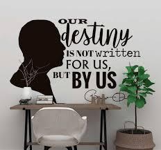 Our Destiny Obama Quote Sticker Tenstickers