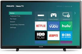 Philips 32 Class Hd 720p Smart Roku Led Tv 32pfl4664 F7 Walmart Com Walmart Com