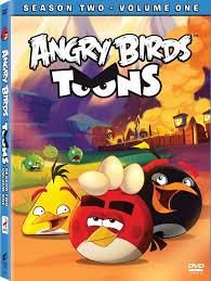 Angry Birds Toons: Season Two Volume One DVD Box Set