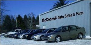 mcconnell auto s unofficial
