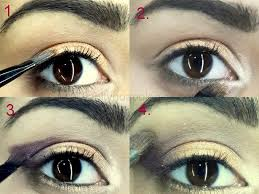 how to do bold arabic eye makeup look