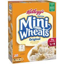 kellogg s frosted mini wheats 18oz